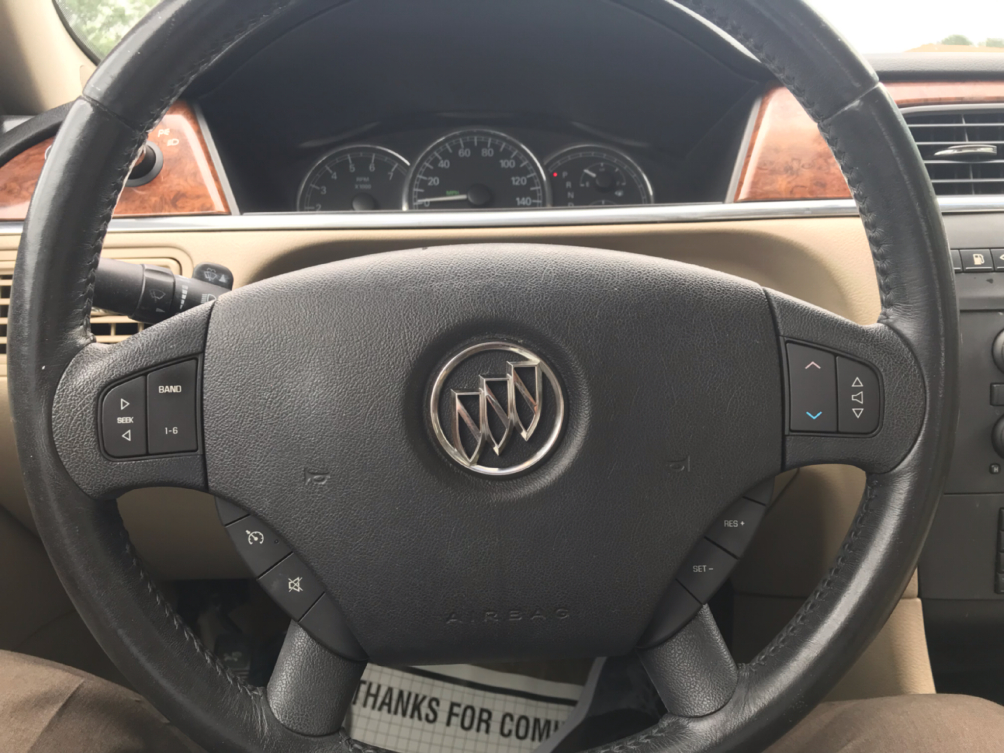 2006 Buick LaCrosse 4dr Sdn CXS