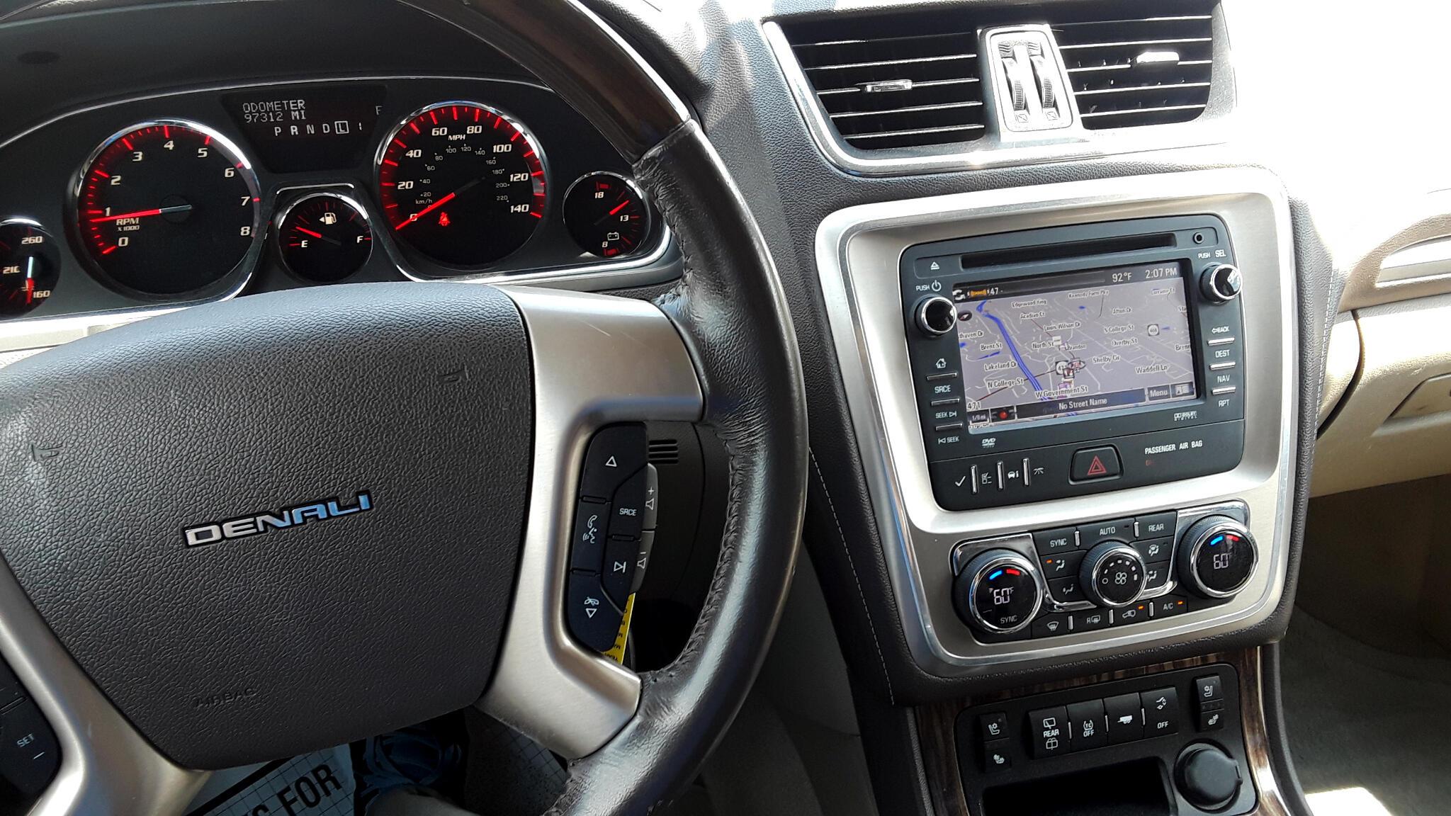 2013 GMC Acadia FWD 4dr Denali