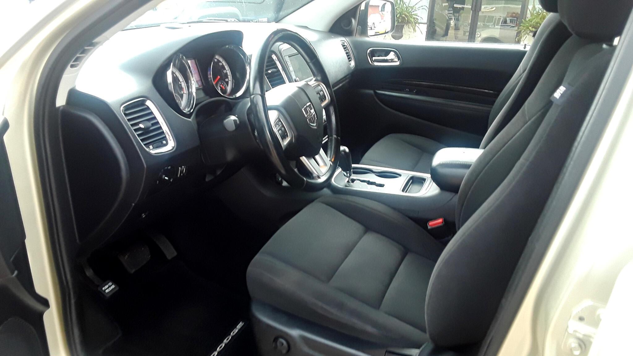 2011 Dodge Durango 2WD 4dr SLT