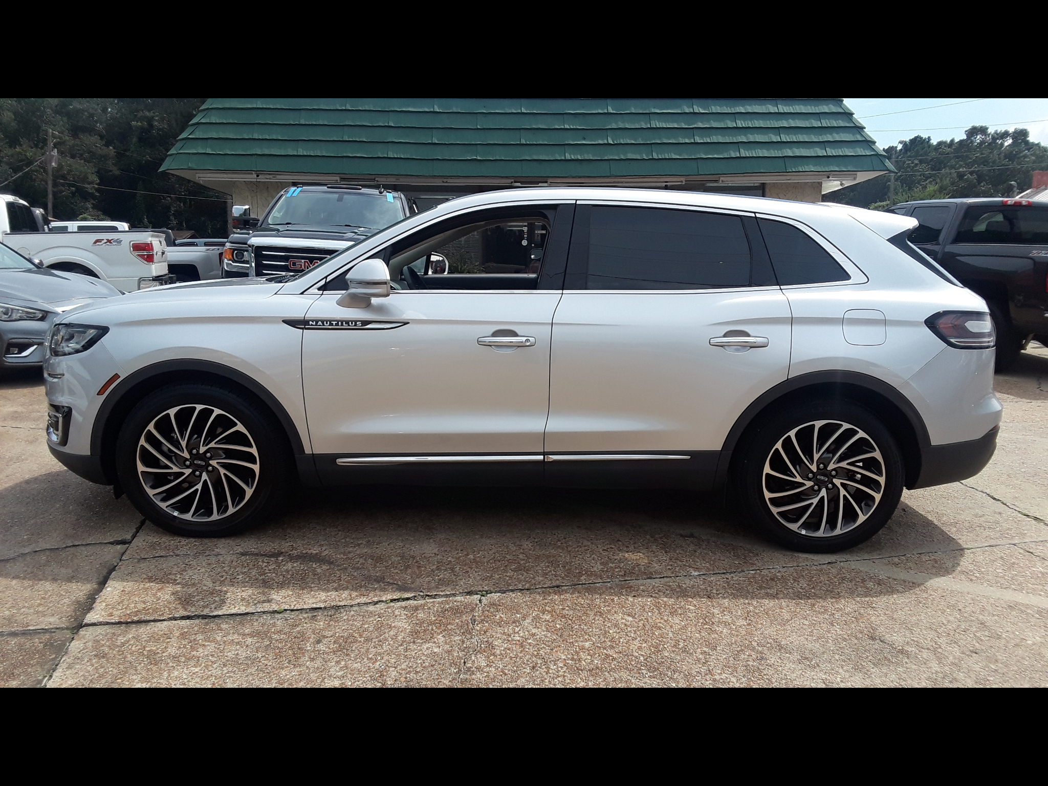 Lincoln Nautilus Reserve FWD 2019