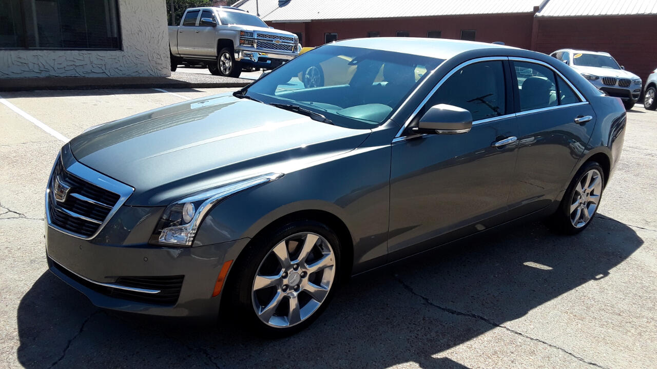 2016 Cadillac ATS Sedan 4dr Sdn 2.0L Luxury Collection RWD