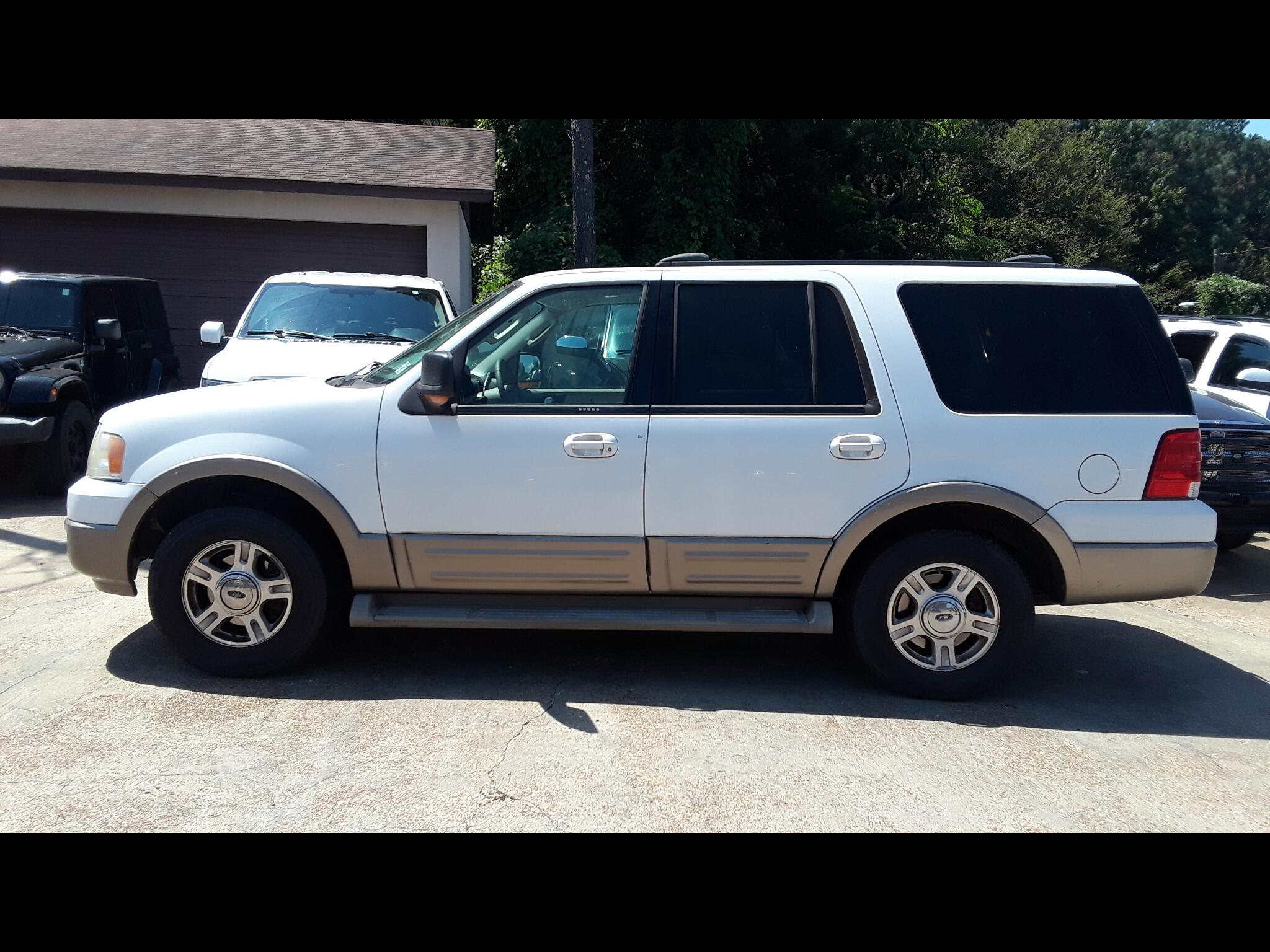 2004 Ford Expedition 5.4L Eddie Bauer