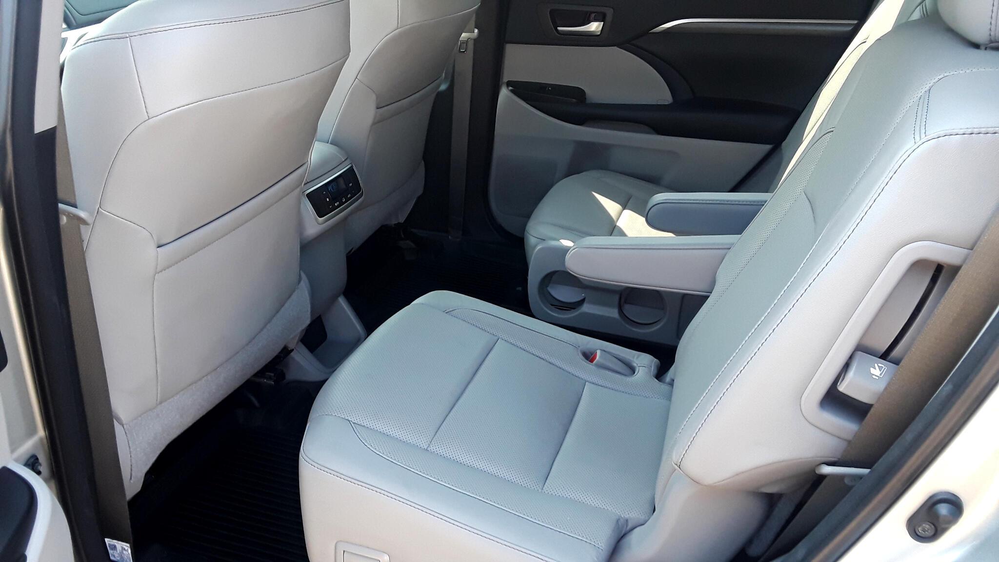 2018 Toyota Highlander Limited V6 AWD (Natl)