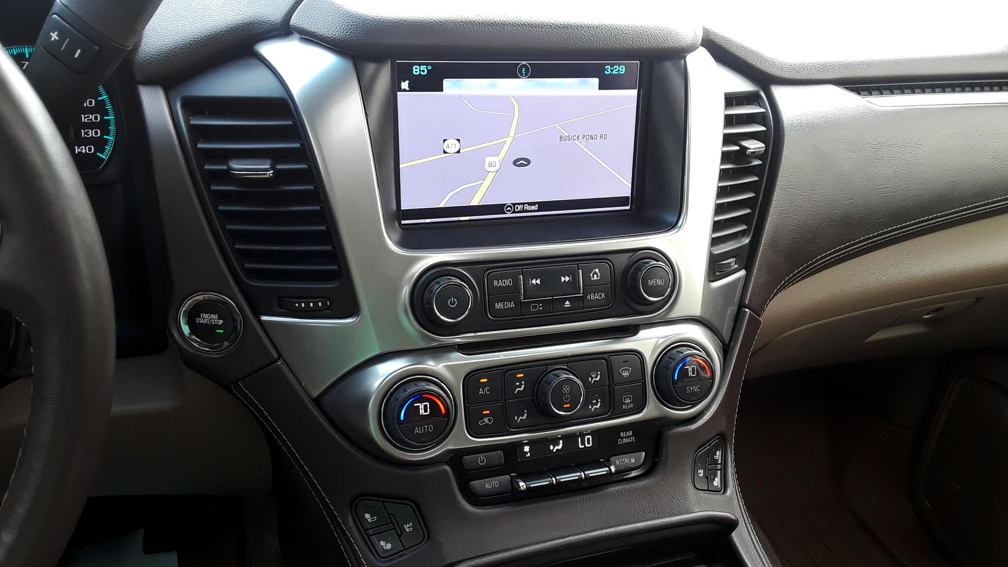 2016 Chevrolet Tahoe 2WD 4dr LTZ