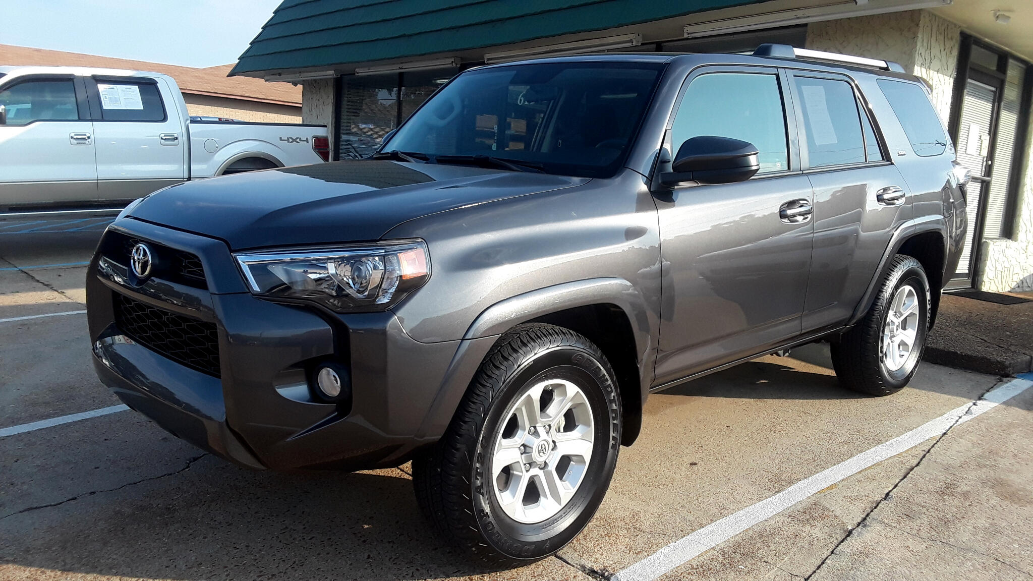 2019 Toyota 4Runner Limited Nightshade 2WD (Natl)