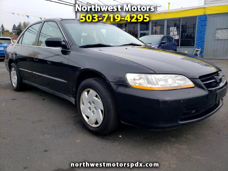1998 Honda Accord LX V6 sedan
