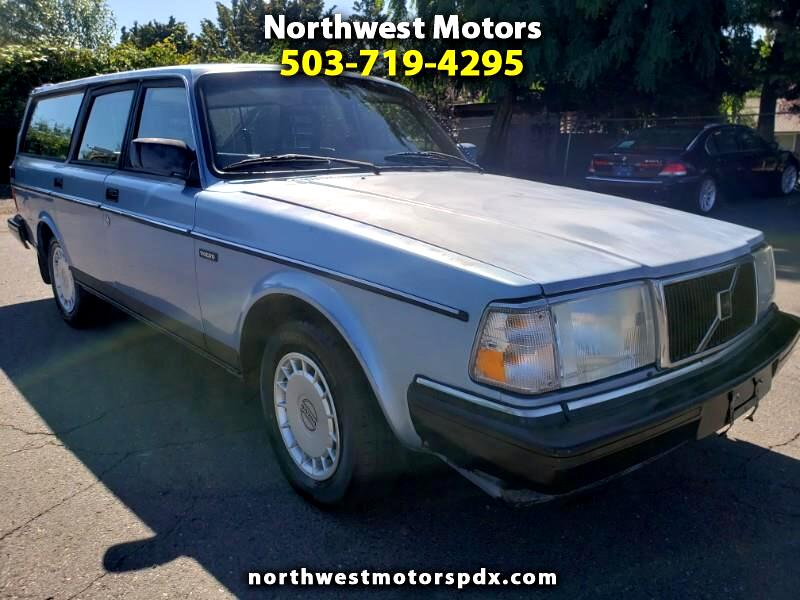 1988 Volvo 240 Wagon DL