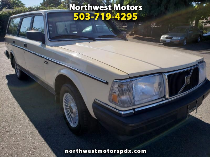 1987 Volvo 240 Wagon DL