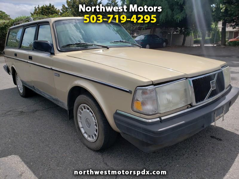 1993 Volvo 240 Wagon Base