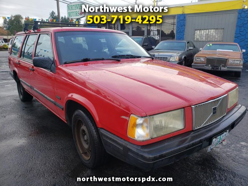 1994 Volvo 940 Wagon Base