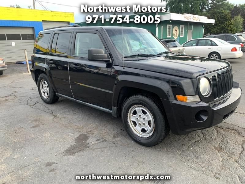 2008 Jeep Patriot Sport 4WD