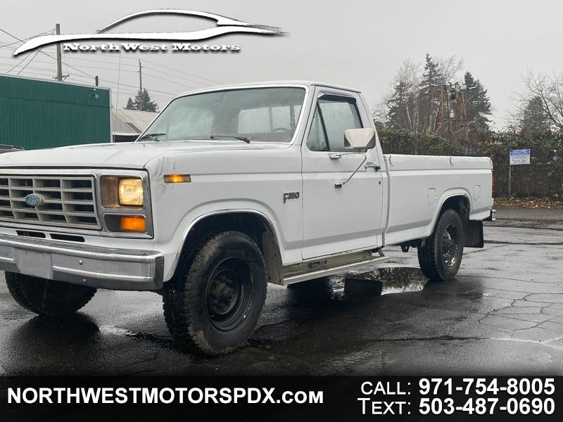 Ford F350  1981
