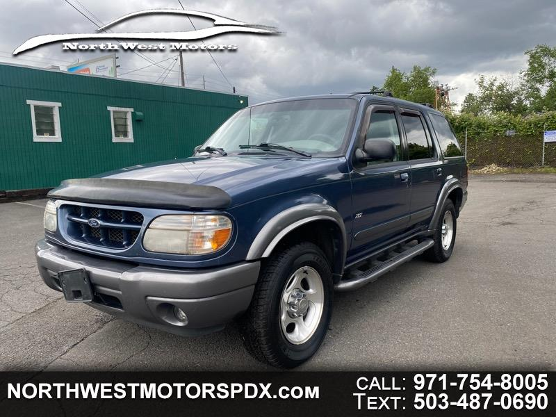 Ford Explorer XLT 4WD 2001
