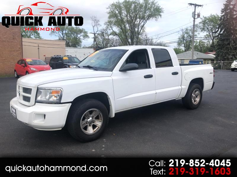 2011 Dodge Dakota SLT Crew Cab 4WD