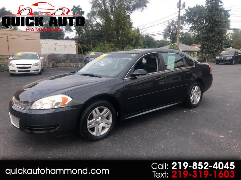 2013 Chevrolet Impala LT (Fleet)