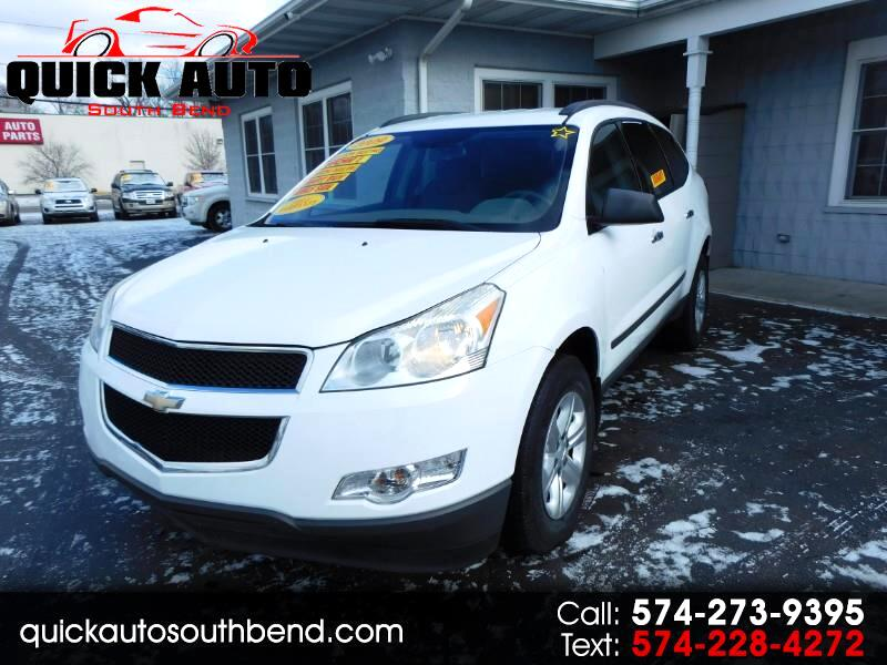 2009 Chevrolet Traverse LS FWD