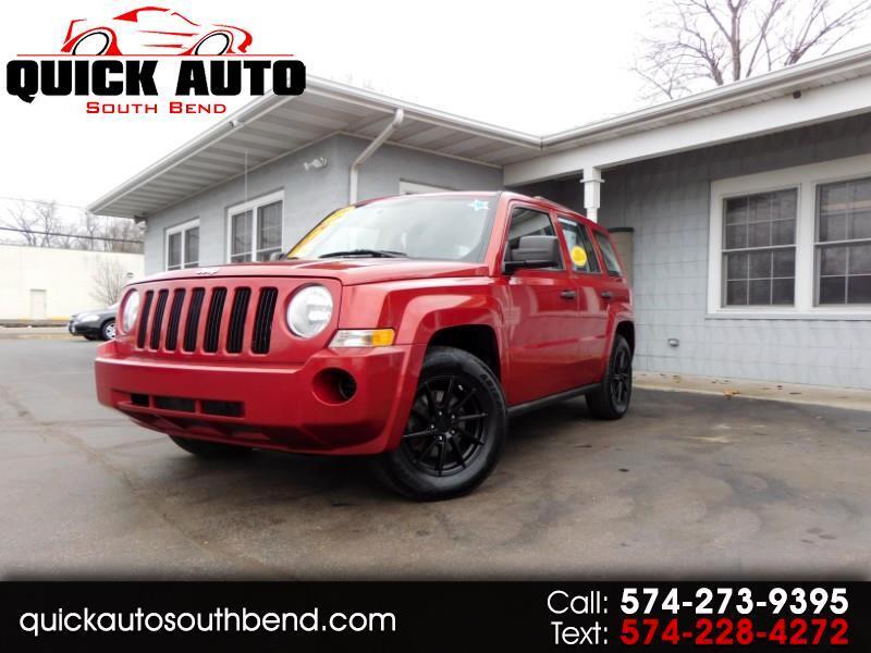 Jeep Patriot Sport 4WD 2009