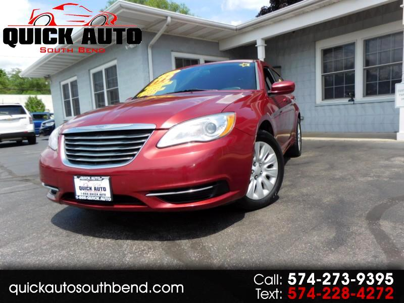 Chrysler 200 LX 2012