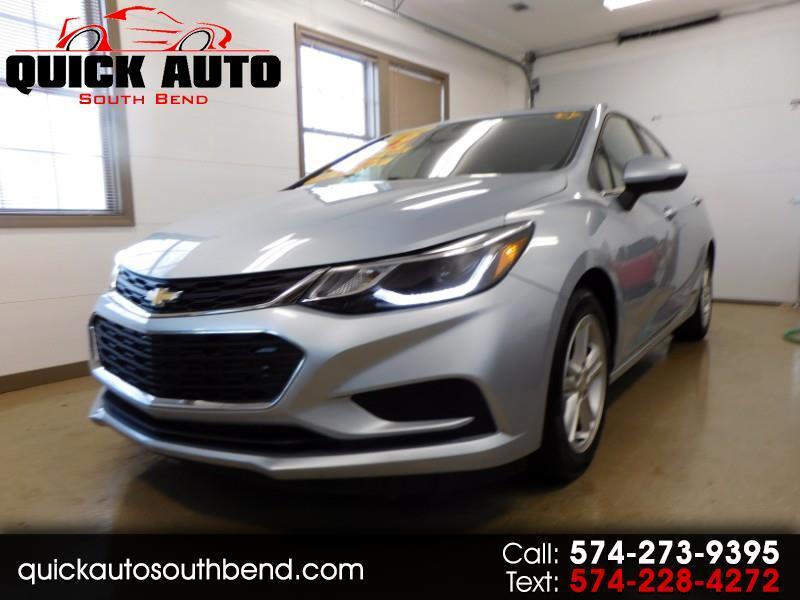 Chevrolet Cruze LT Auto Hatchback 2017