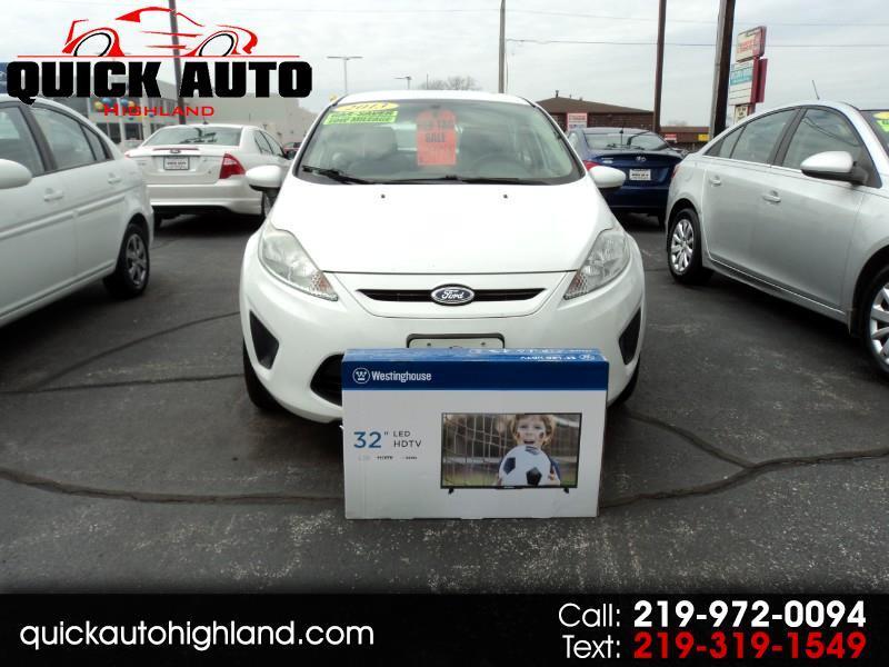 2013 Ford Fiesta S Hatchback