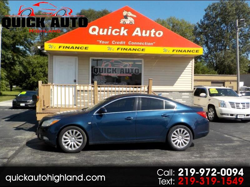 2011 Buick Regal CXL - 6XL