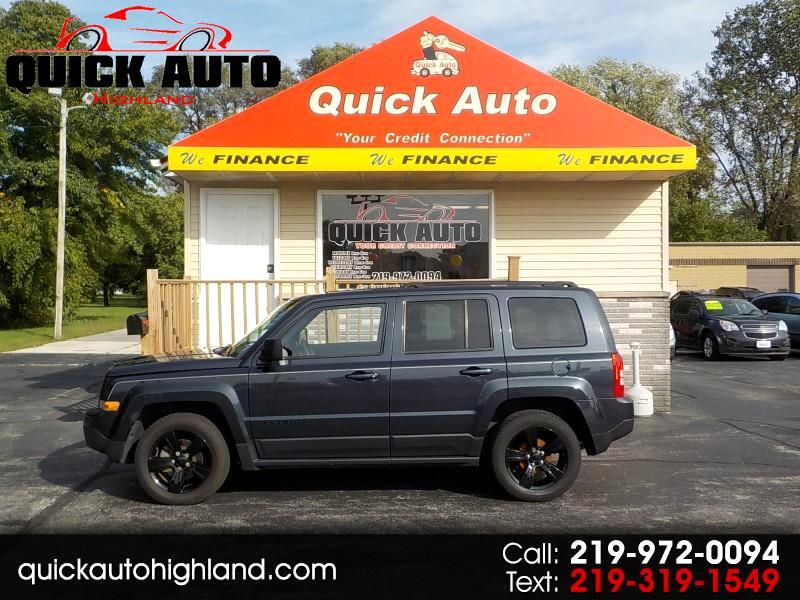 Jeep Patriot Sport 2WD 2014