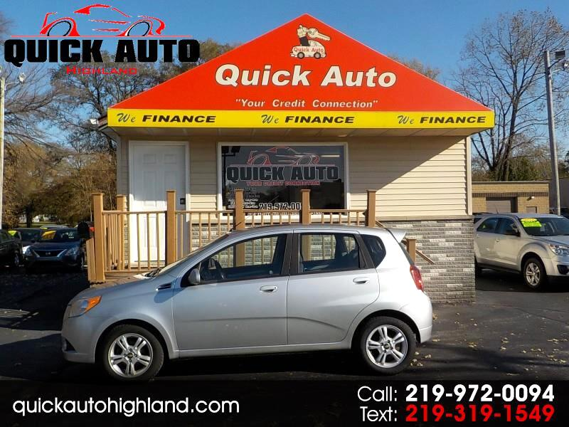 Chevrolet Aveo5 2LT 2011