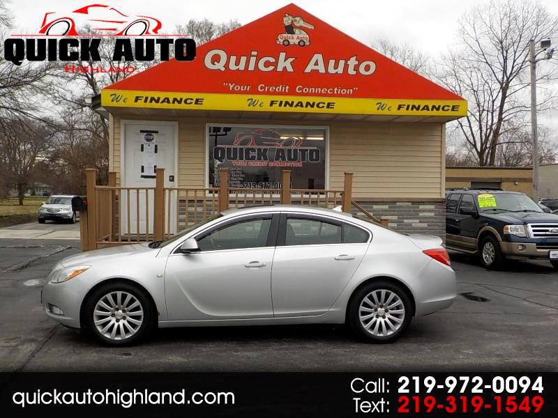 Buick Regal CXL - 2XL 2011
