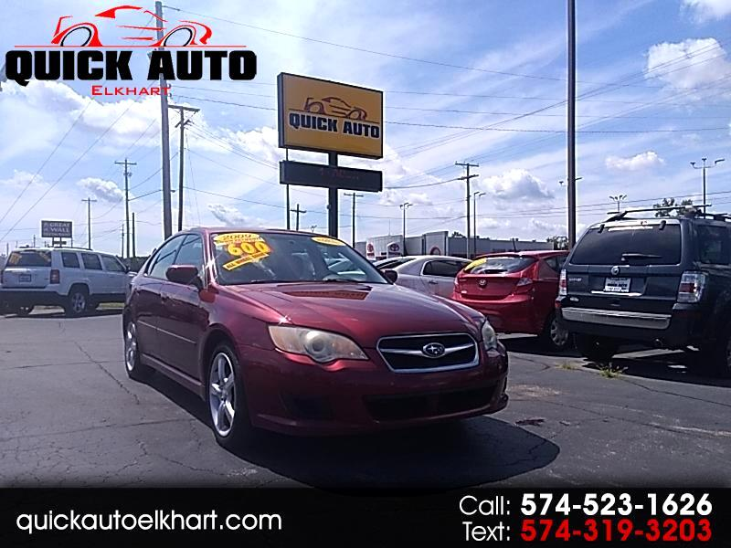 Subaru Legacy 2.5i 2009
