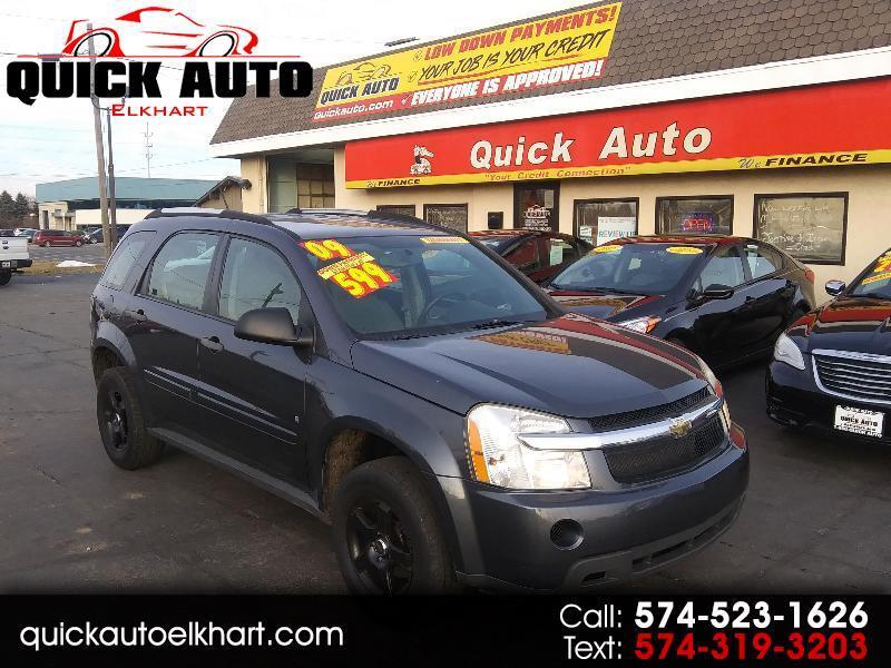 Chevrolet Equinox LS 2WD 2009