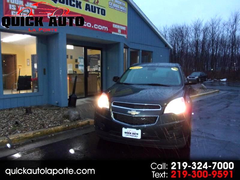 Chevrolet Equinox LS 2WD 2014