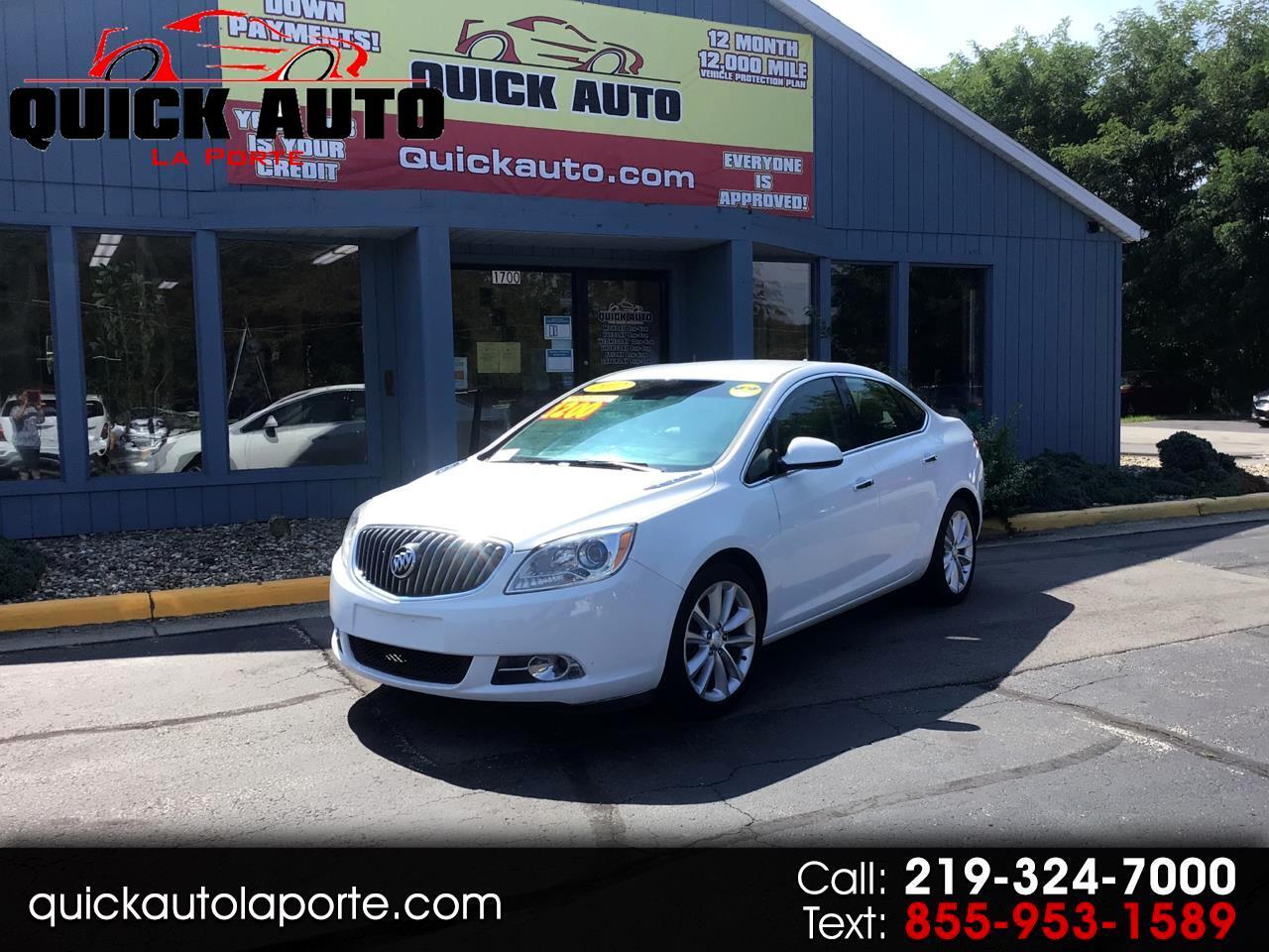 Buick Verano 4dr Sdn 2012