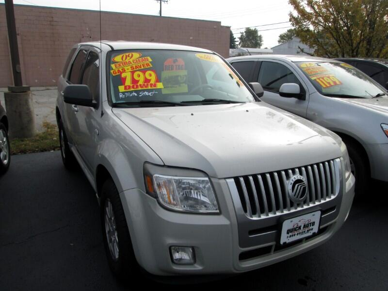 2009 Mercury Mariner 4dr Luxury