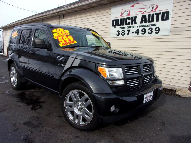Dodge Nitro Heat 4WD 2010