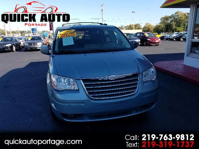 2009 Chrysler Town & Country 4dr LWB Touring FWD