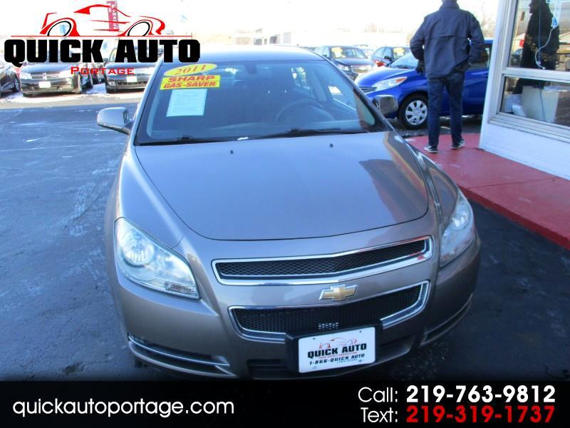 2011 Chevrolet Malibu 1LT