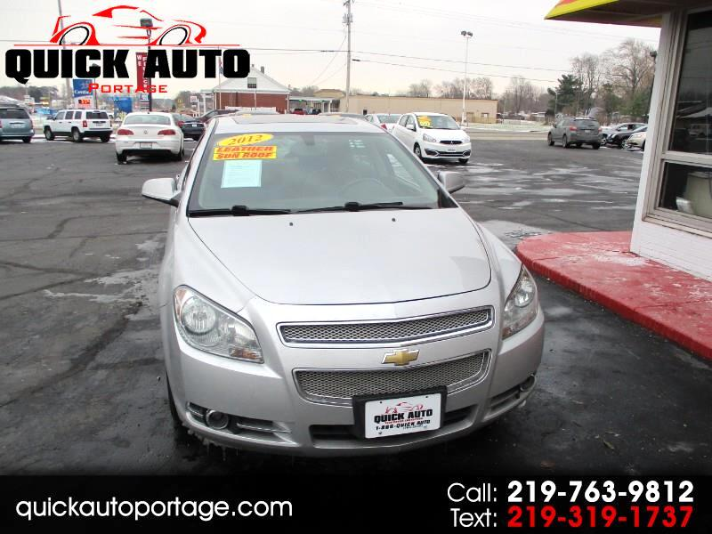Chevrolet Malibu 1LTZ 2012