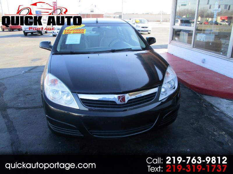 Saturn Aura XR 2009