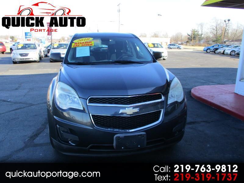 Chevrolet Equinox LS FWD 2010