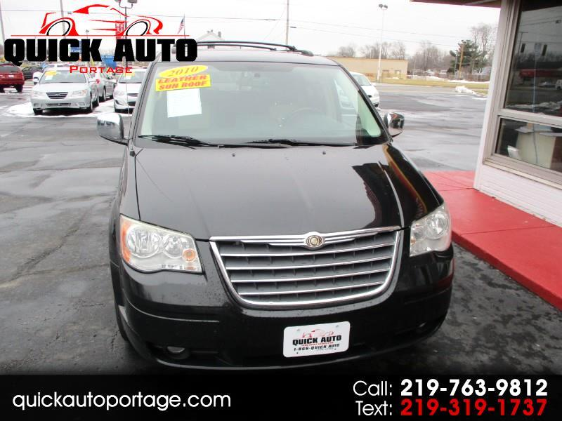 Chrysler Town & Country Touring Plus 2010