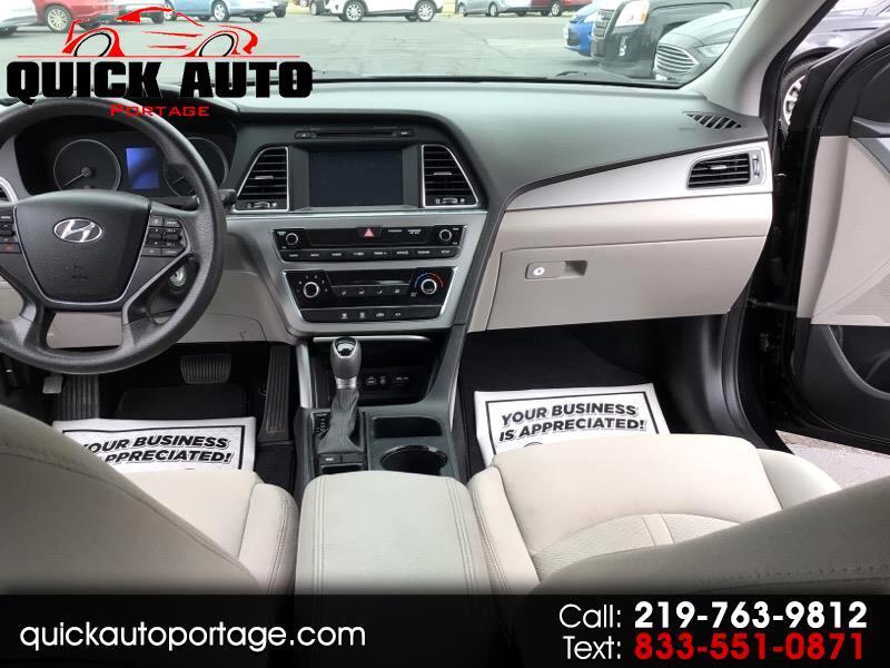 Hyundai Sonata SE 2.4L 2017