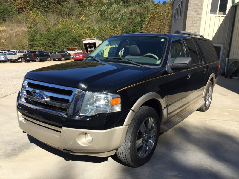 Ford Expedition EL EL Eddie Bauer 4WD 2009