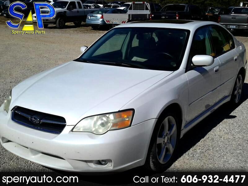 2006 Subaru Legacy 2.5 i