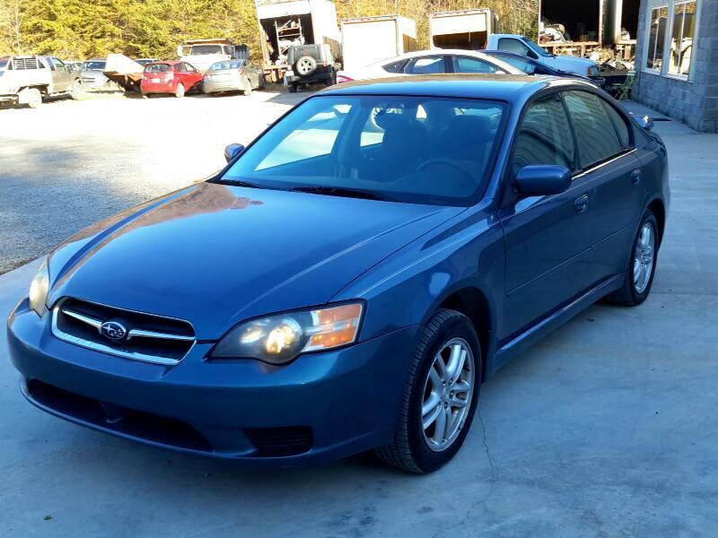 2006 Subaru Legacy Sedan 4dr L Special Edition Auto