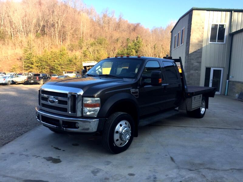2008 Ford F-550 Super Duty Crew Cab 2WD DRW