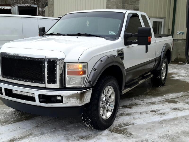 "2008 Ford F-250 Supercab 139"" 4WD XLT"