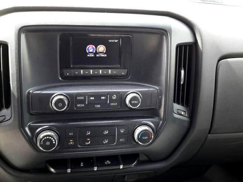 2014 GMC Sierra 1500 SL Reg. Cab Long Bed 4WD