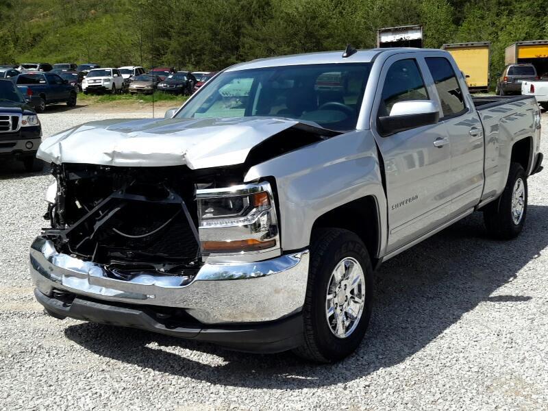 "2019 Chevrolet Silverado 1500 4WD Double Cab 143.5"" LT w/2LT"