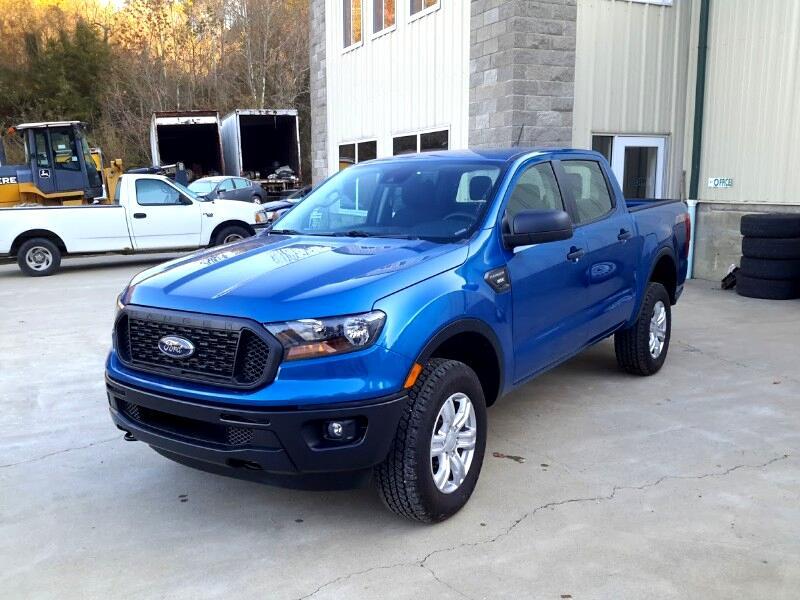 2019 Ford Ranger XLT SuperCrew 4WD