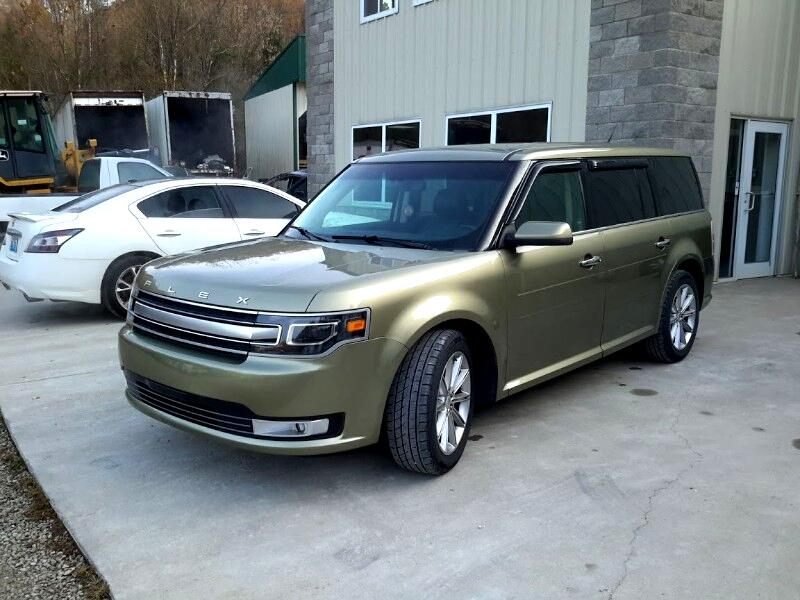 Ford Flex Limited FWD 2013
